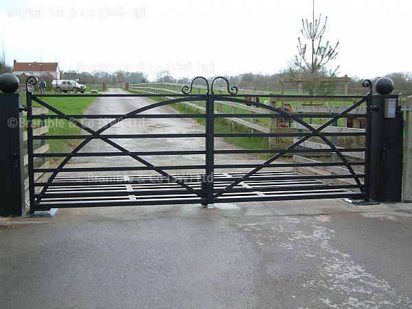 Electric Gate Suppliers Taunton