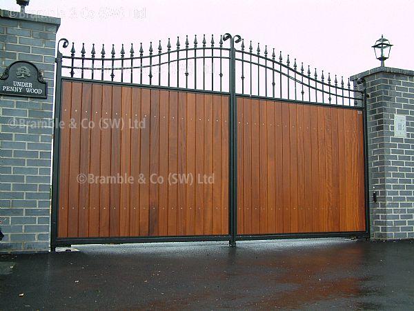 Hydraulic Gate Automation Somerset