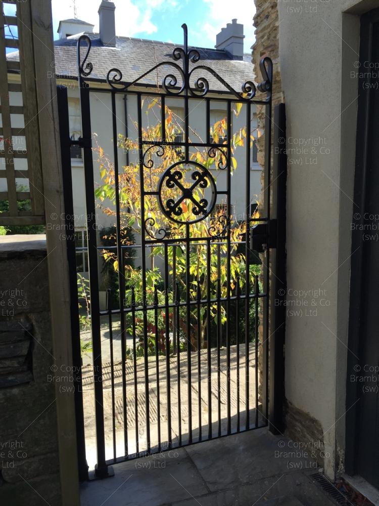 Single Metal Gates Devon And Somerset